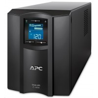 APC Smart-UPS C 1000VA LCD 230V with SmartConnect (600W)