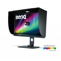 "BENQ MT LCD LED 24,1"" SW240,1920x1200,250nits,1000:1,5ms,DVI-DL,DP,USB,H/Wcalibration,kabel miniDP-DP, DVI,USB"