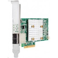 HPE Smart Array P408e-p SR Gen10 (8 External Lanes/4GB Cache) 12G SAS PCIe Plug-in Controller