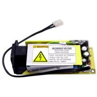 MikroTik 24V2APOW - 24V, 2.5A náhradní napájecí zdroj pro CCR1009-7G-1C-1S+ a CRS317-1G-16S+RM