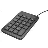 TRUST klávesnice Xalas USB Numeric Keypad