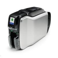Zebratiskárna karet ZC300, Dual Sided, USB/Ethernet, ISO HiCo/LoCo Mag S/W Selectable