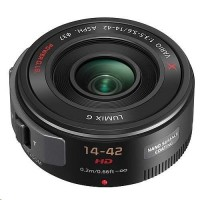 Panasonic LUMIX G X VARIO PZ 14-42mm F3,5-5,6 ASPH. POWER O.I.S. black