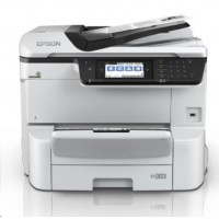 EPSON tiskárna ink WorkForce Pro WF-C8610DWF, 4v1, A3, 35ppm, Ethernet, WiFi (Direct), Duplex, 3 roky OSS po registraci