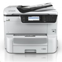 EPSON tiskárna ink WorkForce Pro WF-C8690DWF, 4v1, A3, 35ppm, Ethernet, WiFi (Direct), Duplex, 3 roky OSS po registraci