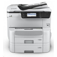 EPSON tiskárna ink WorkForce Pro WF-C8690DTWF , 4v1, A3, 35ppm, Ethernet, WiFi (Direct), Duplex, NFC,3 roky OSS po reg.