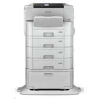 EPSON tiskárna ink WorkForce Pro WF-C8190D3TWC (A4, 34ppm, USB, NET, WIFI, DUPLEX)