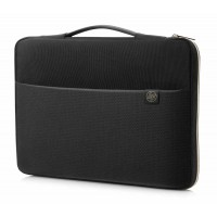 HP 15 Carry Sleeve Black/Gold - BAG