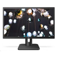 "AOC MT IPS LCD - WLED 23,8""  24E1Q - IPS panel, 1920x1080, 5ms, 250cd, D-Sub, HDMI, DP, repro"