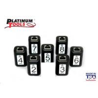 Platinum Tools TT208 - set přijímačů data /telefon ID # 2-8
