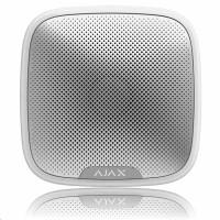 AJAX StreetSiren - Bezdrátová venkovní / vnitřní siréna - bílá