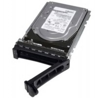DELL 300GB 15K RPM SAS 12Gbps 2.5in Hot-plug Hard Drive3.5in HYB CARR,CusKit
