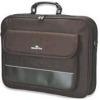 """MANHATTAN taška pro notebooky, Empire, do 17"""", vystužená, polyester, černá/black"""
