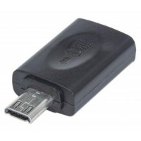 MANHATTAN MHL Adapter, Micro USB 5-pin to 11-pin adapter, Blister