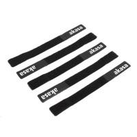AKASA kabel AK-TK-02 vázací sada, 5x stahovací páska