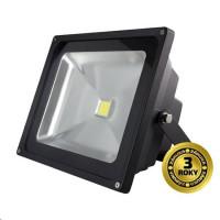 Solight LED vonkajší reflektor, 30W, 2100lm, AC 230V, čierna