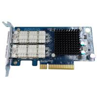QNAP LAN-40G2SF-MLX Síťová rozšiřující karta sítě 40 GbE se dvěma porty