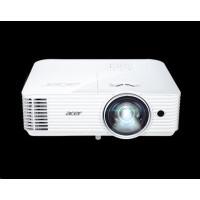 ACER Projektor S1386WH, DLP, ShortThrow, WXGA , 3600lm, 20000/1, HMDI, 3.1kg, živ. lampy 4000 hod