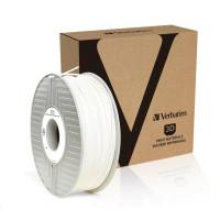 VERBATIM 3D Printer Filament BVOH 2.85mm 500g white (small reel)