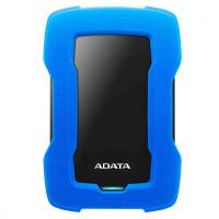 """ADATA Externí HDD 2TB 2,5"""" USB 3.1 HD330, BLUE COLOR BOX, modrý (gumový, nárazu odolný)"""