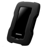 """ADATA Externí HDD 5TB 2,5"""" USB 3.1 HD330, BLACK COLOR BOX, černý (gumový, nárazu odolný)"""