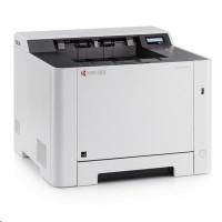 Kyocera ECOSYS P5026cdn - 26 čb/far.A4, duplex.sieťová laserová tlačiareň, zásobník na 250 listov, vč.tonerov
