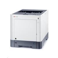 Kyocera ECOSYS P6230cdn - 30 čb/far.A4, duplex.sieťová laserová tlačiareň, zásobník na 500 listov, vč.tonerov