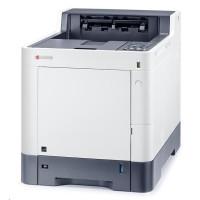 Kyocera ECOSYS P6235cdn - 35 čb/far.A4, duplex.sieťová laserová tlačiareň, zásobník na 500 listov, vč.tonerov