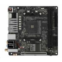 ASRock MB Sc AM4 Fatal1ty B450 Gaming-ITX/ac, AMD B450, 2xDDR4, VGA, WIFI, mini-ITX
