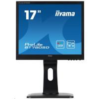 Iiyama monitor ProLite B1780SD, 43.2 cm (17''), VGA, DVI, Pivot, black