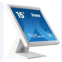 Iiyama dotykový monitor ProLite T1531SR-W5, 38.1 cm (15''), AT, white