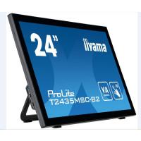 Iiyama dotykový monitor ProLite T2435MSC-B2, 60cm (23,6''), CAP, Full HD, black