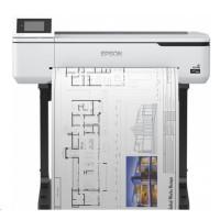 EPSON tiskárna ink SureColor SC-T3100, 4ink,  A1, 2400x1200 dpi, USB 3.0 , LAN, WIFI, Ethernet