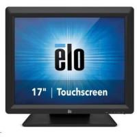 """Dotykový monitor ELO 1717L v černé barvě se 17""""LCD s technologií doteku IntelliTouch má připojení přes USB a RS232 p"""