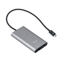 iTecThunderbolt 3 Dual HDMI Adapter/60Hz
