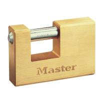 Master Lock 606EURD Obdélníkový visací zámek pro všeobecnou ochranu