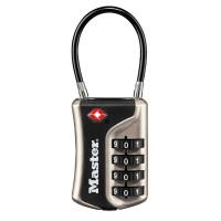 Master Lock TSA 4697EURDNKL Visací kombinační zámek