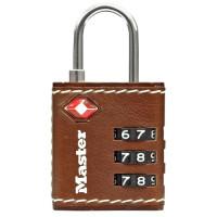 Master Lock TSA 4692EURDBRN Visací kombinační zámek