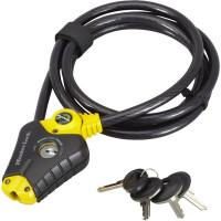 Master Lock Python 8433EURD Zkracovací lanový zámek 10mm