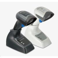 DataLogic bezdrátová čtečka QuickScan Mobile QBT2430, Kit, USB, 2D Imager, Stojánek, Černý