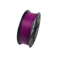 GEMBIRD Tisková struna (filament) PLA, 1,75mm, 1kg, fialová