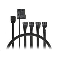 EVOLVEO A2 5V kabel pro připojení RGB Rainbow ventilátorů a pásků