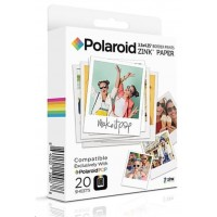Polaroid Instant Zink Media 3,5X4,25 Pop 20 Pack