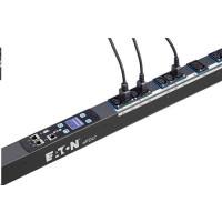 Eaton rozvodný panel ePDU: Měřenévýstupy IEC - 0U, In: C20 16A 1P - Out: 20xC13:4xC19