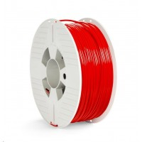 VERBATIM 3D Printer Filament PET-G 2.85mm 1000g red