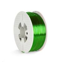 VERBATIM 3D Printer Filament PET-G 2.85mm 1000g green transparent