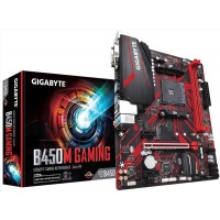 GIGABYTE MB Sc AM4 B450M GAMING, AMD B450, 2xDDR4, VGA, mATX