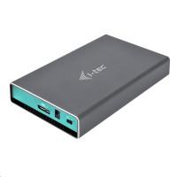 "iTec MySafe USB 3.0, External case for hard drive 2.5"" 9.5mm SATA I/II/III HDD/SSD"
