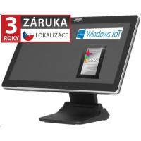 "Virtuos AerPOS PP-8632CV, 22"" LCD LED 300, 4GB RAM, kapacitní, Win 10 IoT - bezrámečkový"