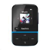 SanDisk Clip Sport Go, 16 GB, Blue